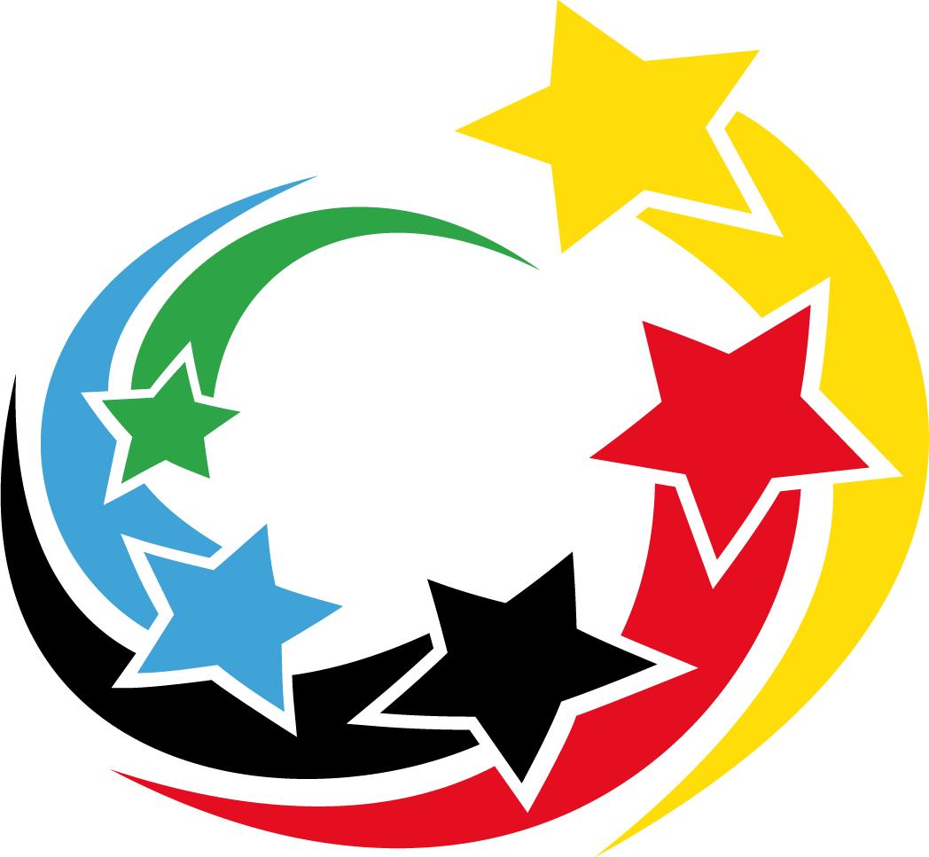Jugend trainiert für Olympia - Leichtathletik Logo